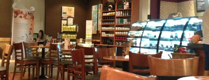 Starbucks Coffee is one of Top picks for Cafés.