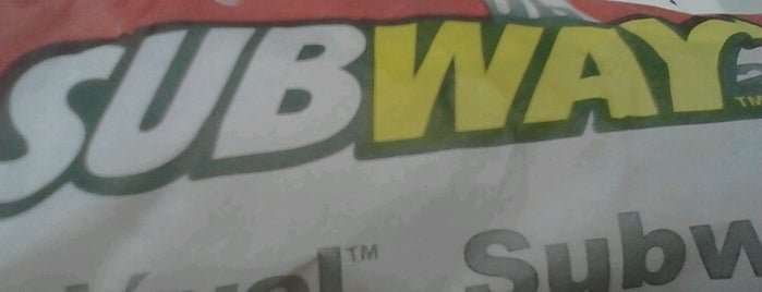 Subway is one of Comiiida.