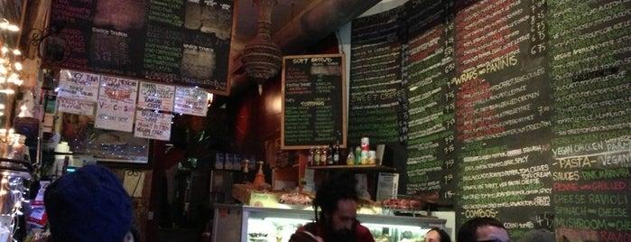 Anthony Cafe is one of Vegitalian.