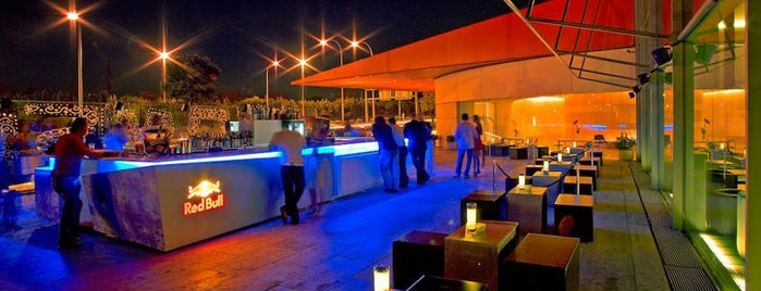 Fuse Skynight is one of Must-visit Nightlife Spots in Madrid.