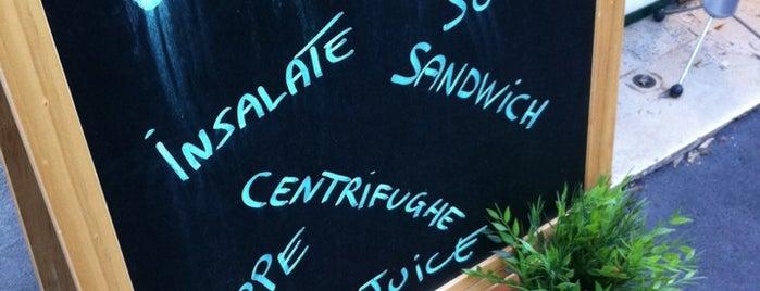 Fa-Bìo is one of Vegan Eats in Rome.