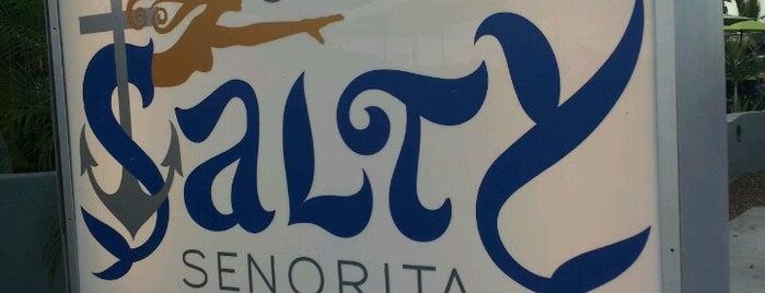 Salty Señorita is one of Top 10 restaurants when money is no object.
