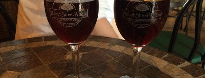 Walnut street Winery is one of Springfield, Springfield!!.