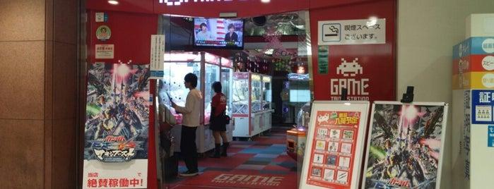 タイトーステーション錦糸町楽天地 is one of beatmania IIDX 設置店舗.