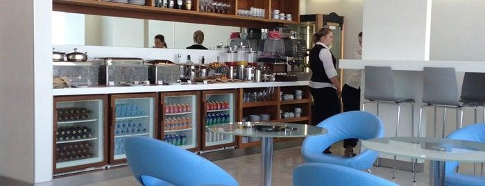 Austrian Airlines Lounge is one of «Московские новости» каждый день.