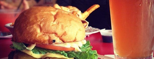 Fukuburger is one of LA's Best Hamburgers.