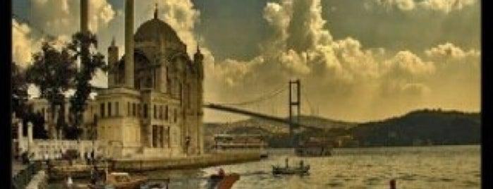 Ortaköy Meydanı is one of Fav in Istanbul.