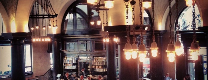 The Wolseley is one of Good eats in London - UK.