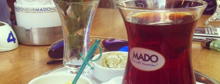 Mado is one of Cafe&Pastane.