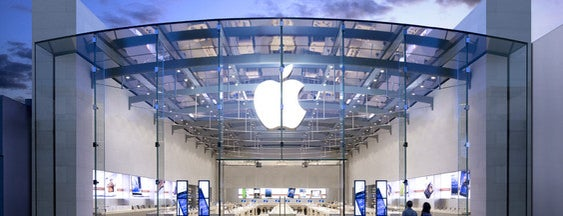 Apple Store is one of asdf.