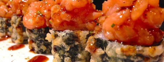 MONSTER SUSHI is one of BCN.