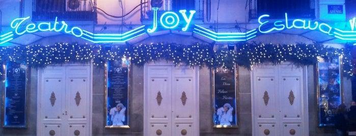 Joy Eslava is one of salas de conciertos.