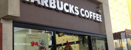 Starbucks is one of Comida.