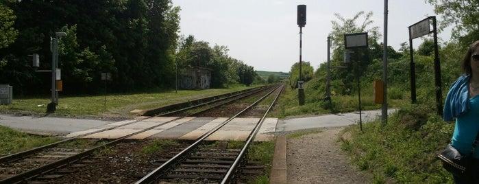Železniční zastávka Troubsko is one of Železniční stanice ČR: Š-U (12/14).