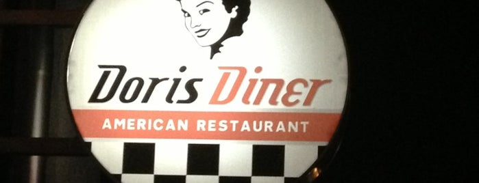 Doris Diner is one of Locali.