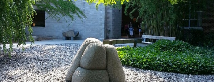 The Noguchi Museum is one of World Sites.