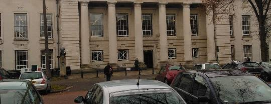 Cardiff University Bute Building is one of Inspired locations of learning.