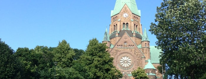 Vitabergsparken is one of All-time favorites in Sweden.