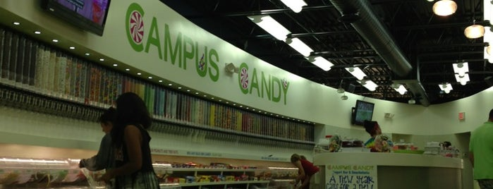 Campus Candy is one of Guide to Bloomington's best spots.