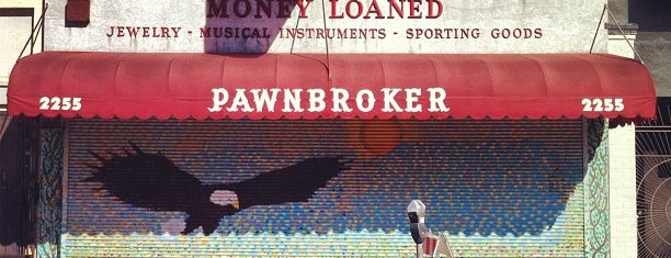 Mission Loan & Pawnbrokers is one of vandaag.