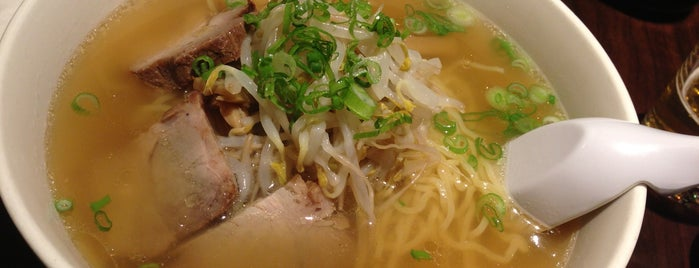 Ise Menkui-Tei is one of New York To Eat List.
