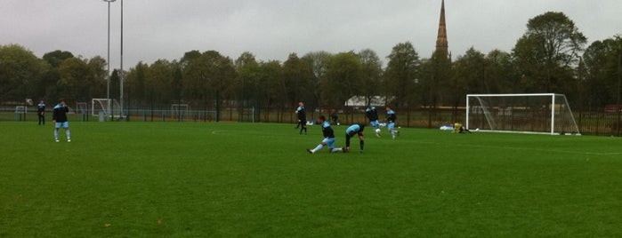 Manchester City Academy is one of MCFC venues.