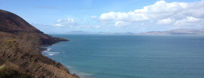 Dingle Bay is one of Irlande.