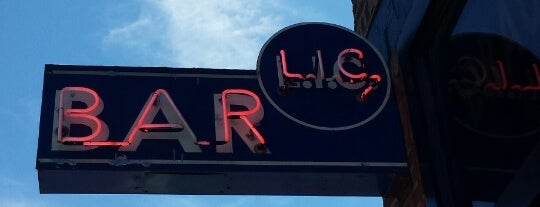 LIC Bar is one of Bars.