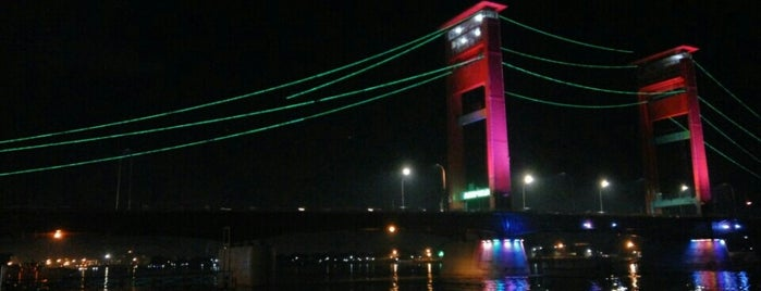 Kota Palembang is one of Ptw.