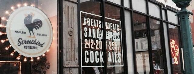 Streetbird Rotisserie is one of NYC Restaurants.