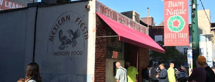 Mexican Fiesta is one of Favorite Food Places All Around.