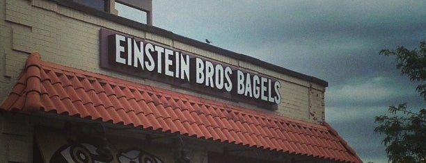 Einstein Bros Bagels is one of Top 10 favorites places in Fairlawn, OH.
