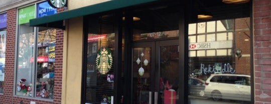 Starbucks is one of Must-visit Food in Forest Hills.