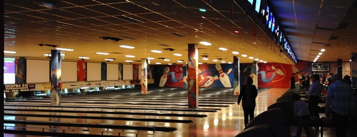 Mega Bowling is one of Favorite Arts & Entertainment.