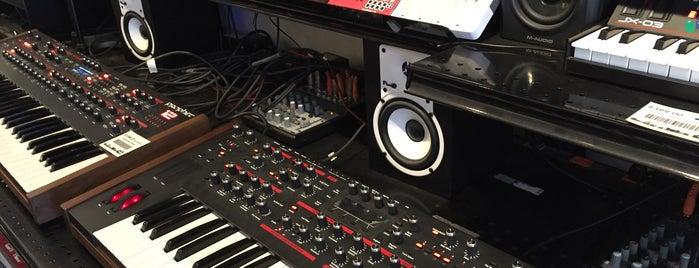 Moog Audio is one of Music Toronto.