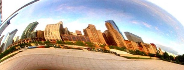 Millennium Park is one of Chicago To Do's.