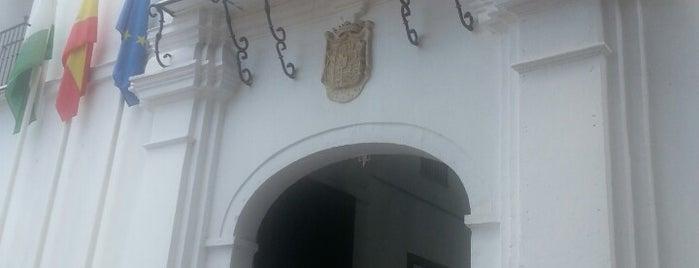 Ayuntamiento de Tomares is one of Ayuntamientos Sevilla.
