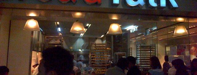 BreadTalk is one of Restaurants.