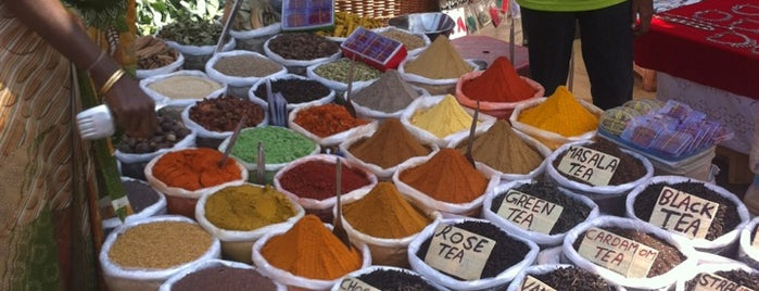 Mapusa Market is one of India places to visit.
