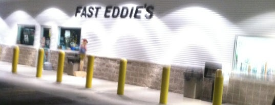 Fast Eddie's Discount Liquor Store & Gas is one of Favorite Places.