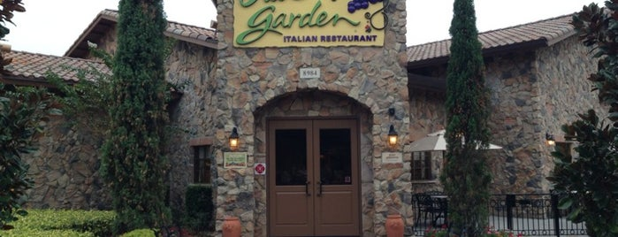 Olive Garden is one of Favorite Food.