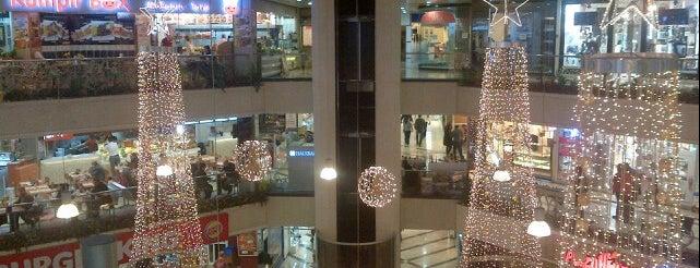 Atrium is one of My favorites Malls.
