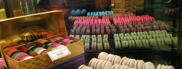 TWG Tea Salon & Boutique is one of Tested Foods.
