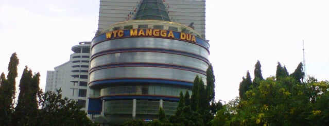 WTC Mangga Dua is one of Malls in Jabodetabek.