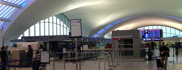 Lambert-St. Louis International Airport (STL) is one of Airports been to.