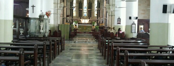 St. Thomas Cathedral is one of Mumbai Maximum.