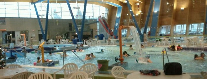 Hillcrest Aquatic Centre is one of Vancouver on the Cheap — Family Edition.