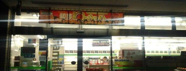 ファミリーマート 新横浜アリーナ通り店 is one of 新横浜マップ.