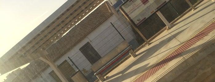 Estación de tren de Torrellano is one of COSAS DE NIÑOS.