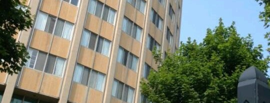 McCormick Hall is one of Be The Difference (Marquette University).